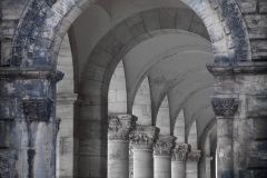 Säulengang-x