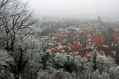 Winter in Weinheim