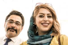 Ehepaar im Iran